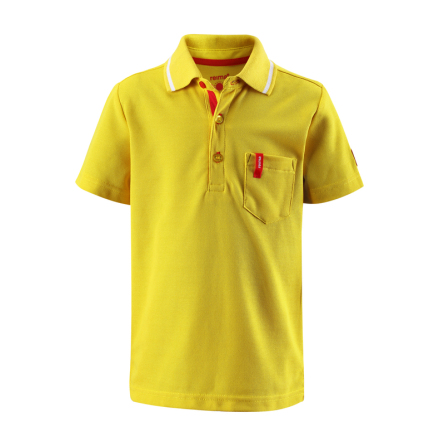 Reima Trinidad 581494-2350 Yellow T-Shirt