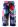 Reima Shorts 532038-6831 Navy shorts