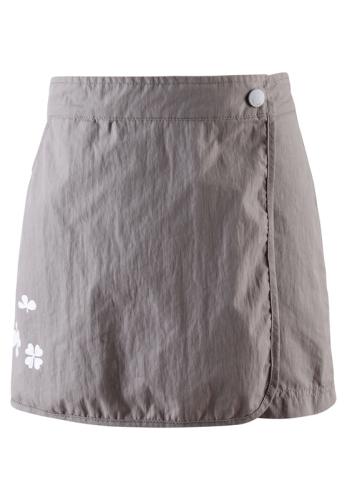 Reima Skirt 532035-0650 Warm Grey skjørt/shorts