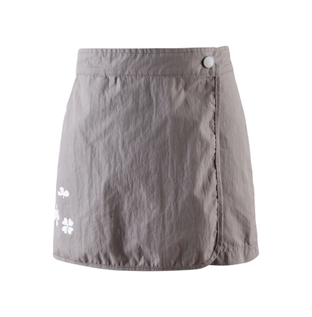 Reima Skirt 532035-0650 Warm Grey skjørt/shorts