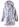 Reima Kaste 521334B-0124 white regnjakke