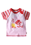 Reima Chilko 516113-3711 Flame Red t-shirt