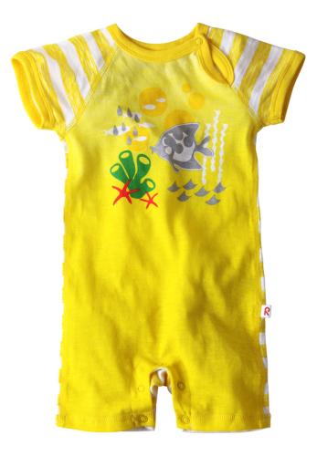 Reima Bowron 516112-2351 Yellow Bodysuit