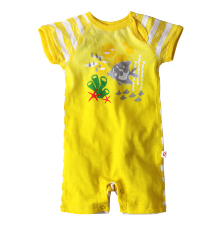 Reima Bowron 516112-2351 Yellow Bodysuit