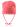 Reima Mortar 518281-3240 Neon Coral lue