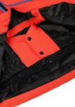 Reimatec Go Morgen 531247-3710 Flame Red vinterjakke
