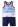 Reima Manson 516108-6850 Navy Playsuit