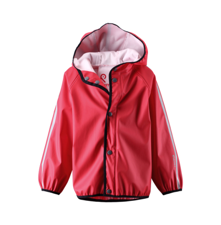Reima Vihma 521333A-3830 Reima Red regnjakke