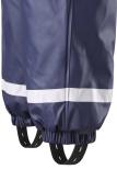 Reima Loiske 522194-6980 Navy regnbukse med fleecefôr