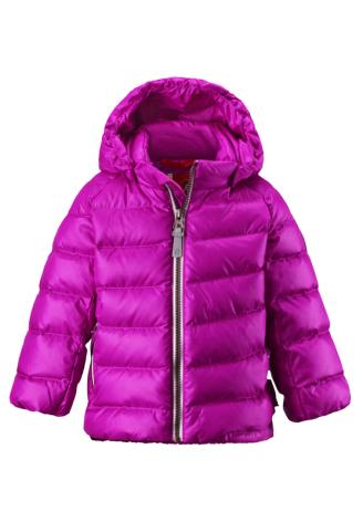 Reima Minst 511212-4620 Pink dunjakke