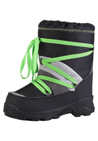 Reima Alya 569173-9990 Black vinterstøvler
