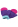 Reima Stig 527211-5910 Purple Pansy votte