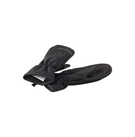 Reima Etappi 527227-9990 Black softshell votter