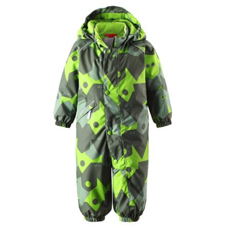 Reimatec Pirtti 510229C-8915 Forest Green vinterdress