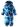 Reimatec Pirtti 510229C-6561 Deep Blue vinterdress