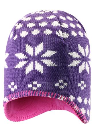 Reima Igloo 528434-5910 Purple Pansy lue