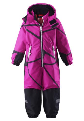 Reima Kiddo Kide 520184B-4625 Pink vinterdress