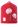 Reima Kyll 528281B-3830 Reima Red lue