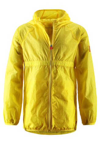 Reima Coat 531100-2350 Yellow Windshelter
