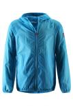 Reima Coat 531101-7250 Turquoise windshelter