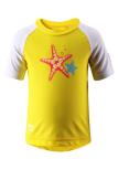 Reima Azores 581014-2350 Yellow uv t-shirt