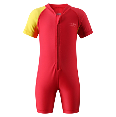 Reima Odessa 584009-3710 Flame Red Baby Swimsuit