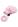 Reima Hydra 517090MC-3060 Pale Pink votter