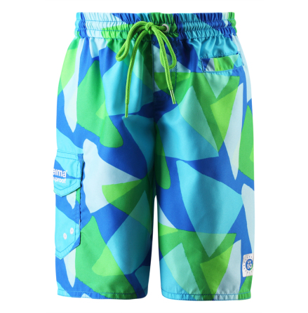 Reima Cebu 582470-6508 Mid Blue shorts