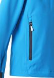 Reima Sitron 531207-7470 Ocean Blue Softshell Jacket