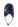 Reima Skuren 518320-6980 Navy lue