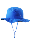 Reima Spree 518296-6500 Mid Blue solhatt
