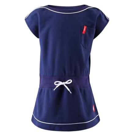 Reima Riviera 585405-6850 Navy kjole