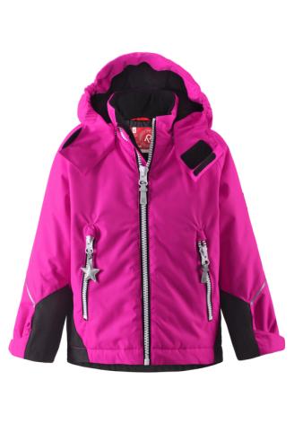 Reima Kiddo Juonet 521464A-4620 Pink vinterjakke