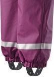 Reima Loiske 522194-4900 Beetroot regnbukse med fleecefôr