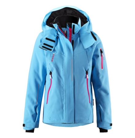 Reimatec Go Moirana 531246-7250 Glacier Blue vinterjakke