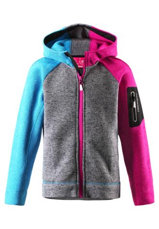Reima Lively 536136-4620 Pink fleecejakke