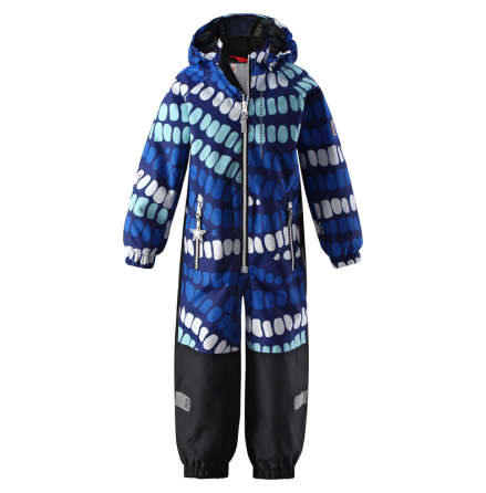 Reimatec Kiddo Segel 520198C-6691 Blue vår/høstdress