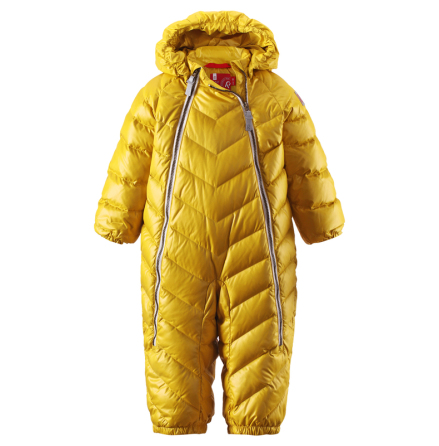 Reima Unetus 510222-2350 Yellow dundress