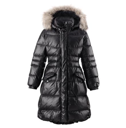 Reima Satu 531237-9990 Black vinterjakke dun