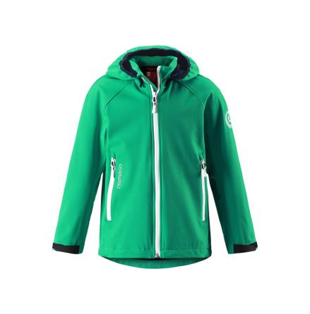 Reima Go Hatch 531263-8800 Green softshelljakke