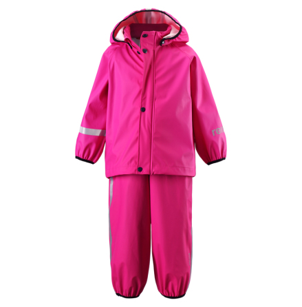 Reima Tihku 513091-4620 Pink regntøysett