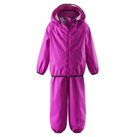 Reima Viima 523090-4620 Pink regntøysett jakke/bukse