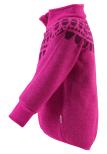 Reima Ornament 516266-4620 Pink fleecejakke