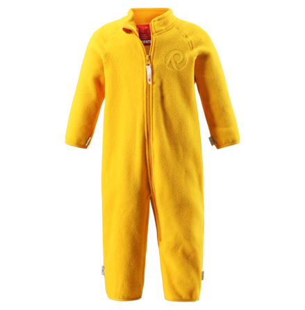 Reima Ester 516269-2320 Yellow fleecedress