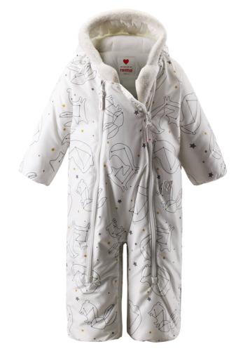 Reima Nalle 510240-0111 Off white vinterdress/sovepose