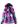 Reimatec Go Roxana 521472B-4622 Pink vinterjakke