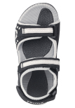 Reima Luft 569277-9990 Black sandaler