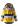 Reima Kupla 521417-2322 Yellow regnjakke