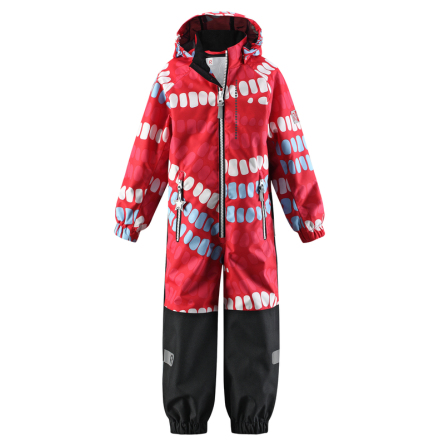 Reimatec Kiddo Segel 520198C-3721 Red vår/høstdress