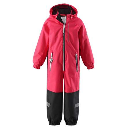 Reimatec Kiddo Skanssi 520198A-3360 Strawberry Red vår/høstdress